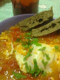 Sopa de tomate ao Estilo do MEu Pai