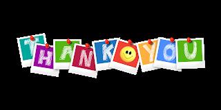 Gratidão!!! Agradecer torna-me mais feliz.