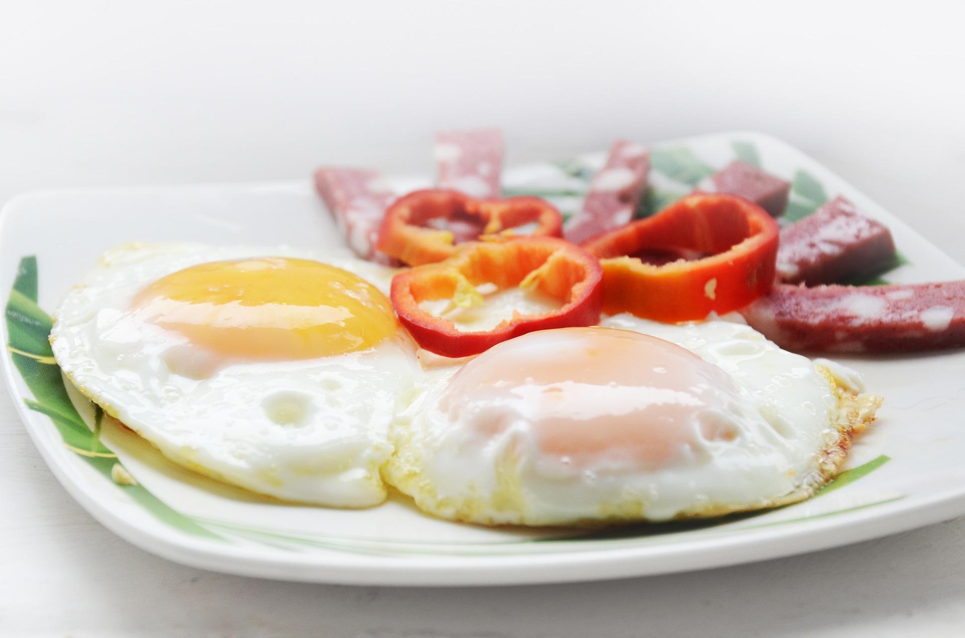 Gosto de ovos