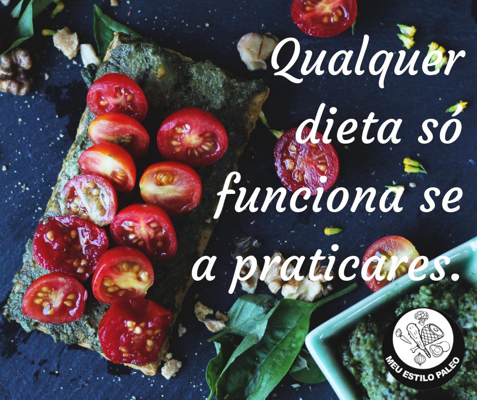 Dieta que funciona – garantidamente!